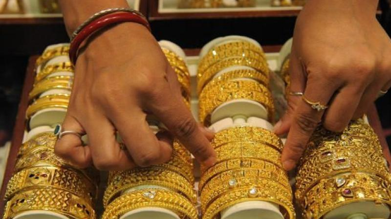 Jewellers offer unaccounted bills for gold in Hyderabad