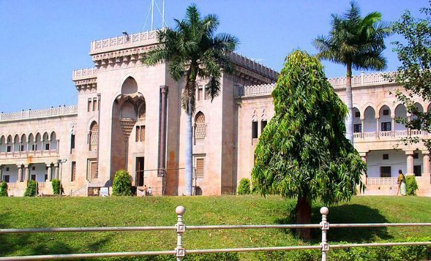 Osmania University makes it to list of renowned institutions