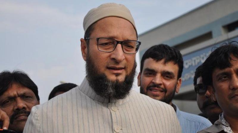 Asaduddin Owaisi asks Centre to end Haj subsidy