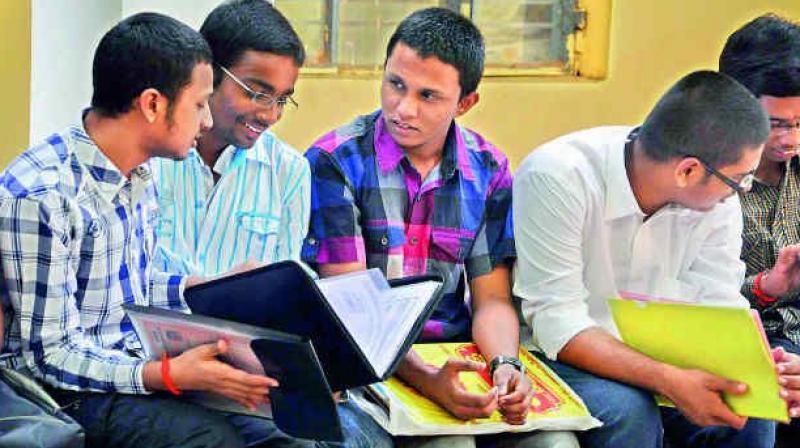 Telangana announces CET schedule