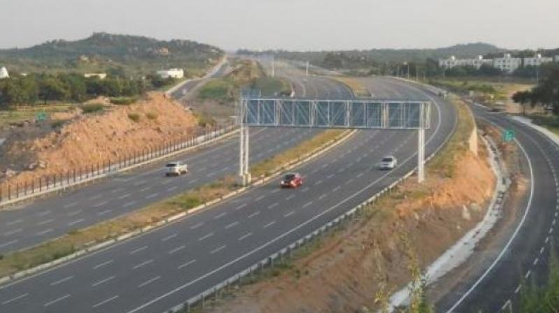 R&B department suggests realignment of Hyderabads Regional Ring Road