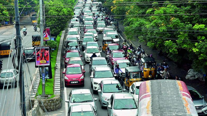 Pollution, traffic are damaging the brain