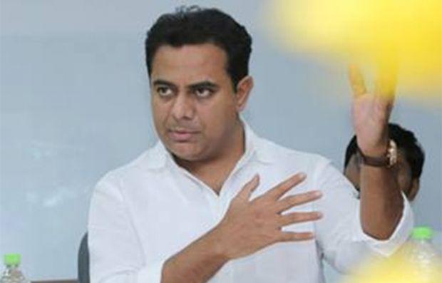 KT Rama Rao tells GHMC to save walls
