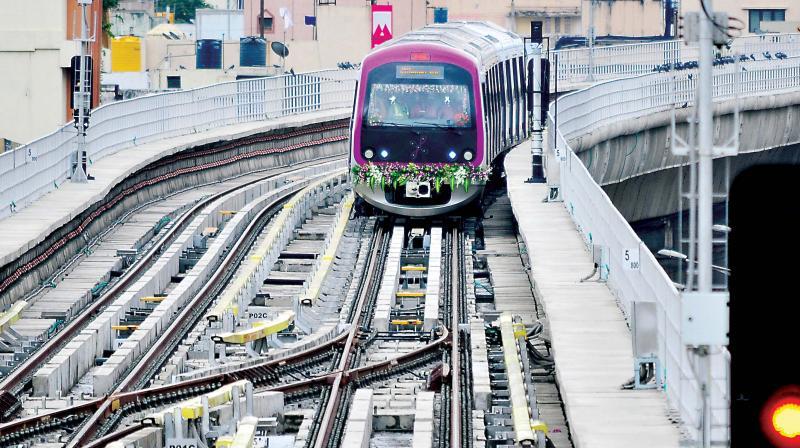 Hyderabad set to get metro by December