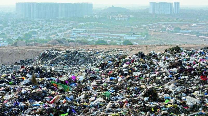 Bachupally trash to be moved out