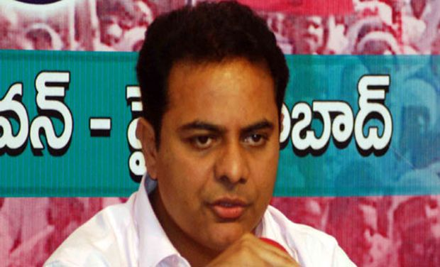 Will make Hyderabad No. 1: K T Rama Rao