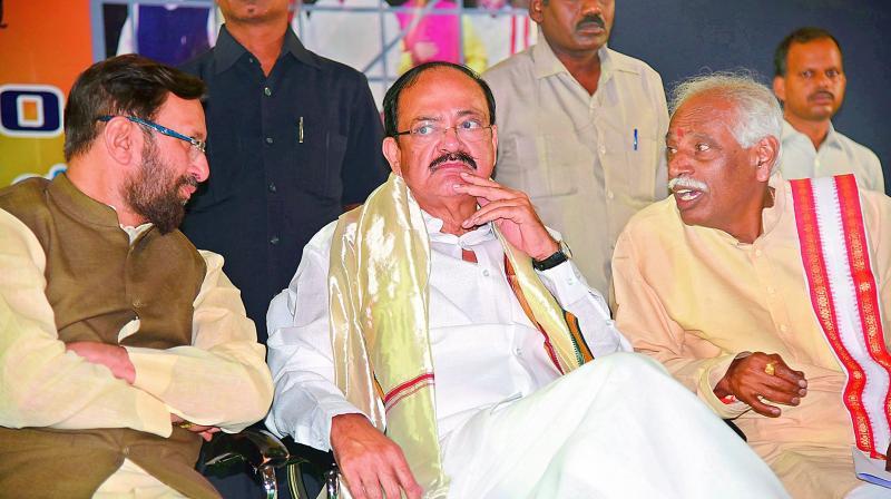 Include Emergency in the syllabus: M Venkaiah Naidu
