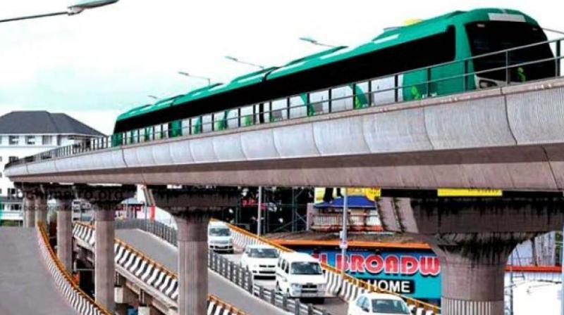 Oliphanta work, tough task for Hyderabad Metro Rail officers
