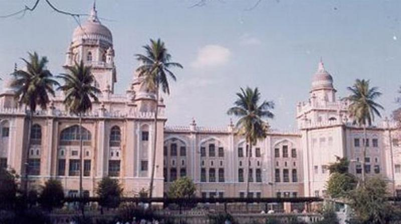 Osmania University hostel for disabled students