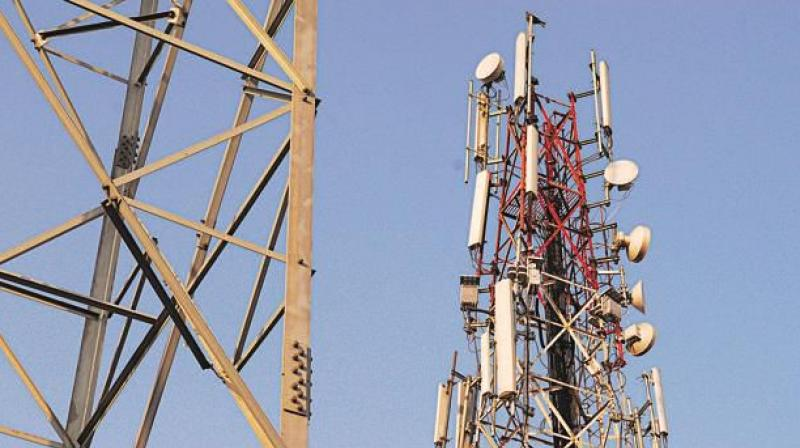 GHMC loses Rs 100 crore revenue from cell towers