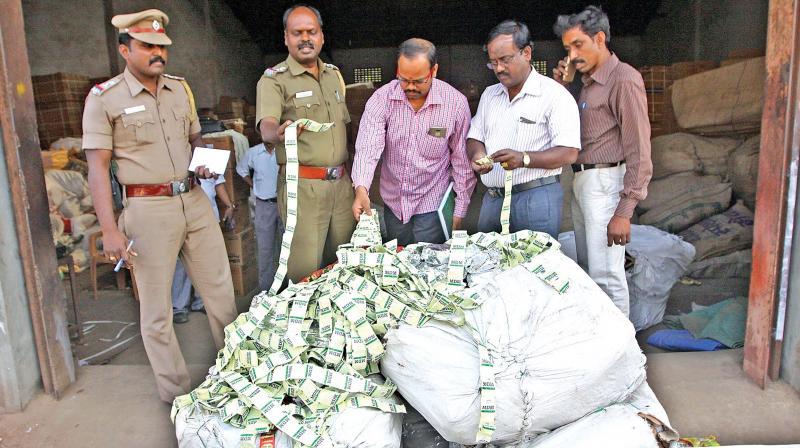 Rs 3.6 crore gutka seized, three held in Hyderabad