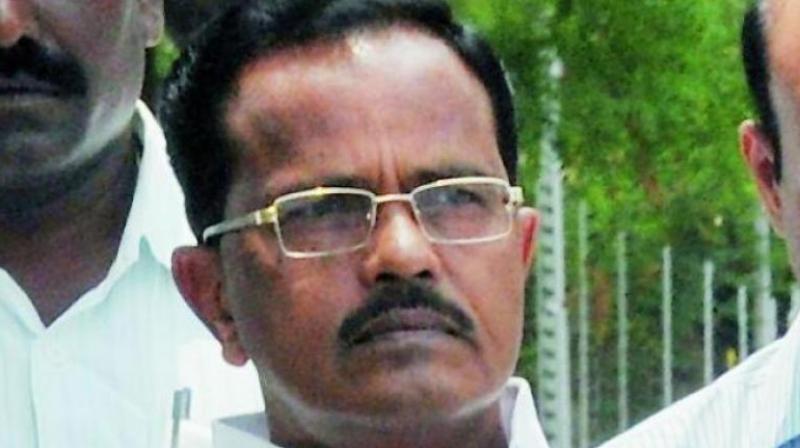 Merge TDP with TRS: Motkupalli Narasimhulu
