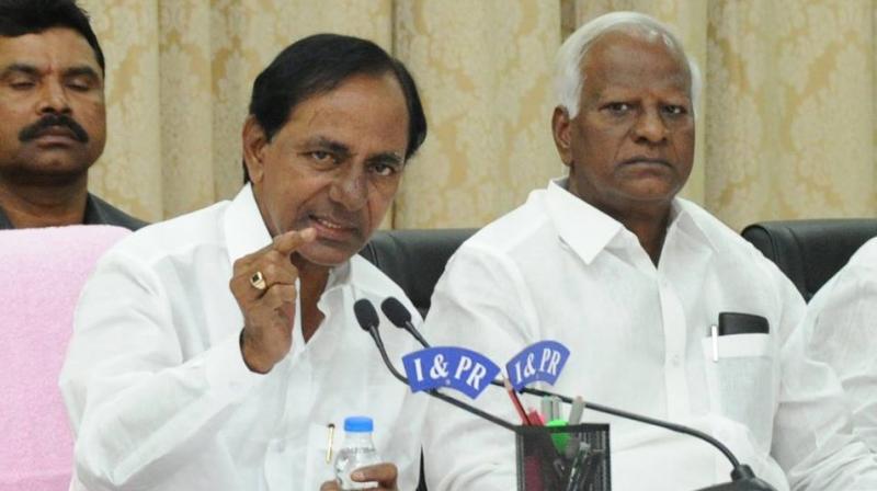 Telangana CM K Chandrasekhar Rao to wage quota battle