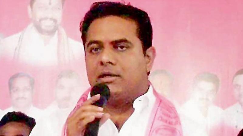 Telangana: KT Rama Rao seeks e-cars to link metro