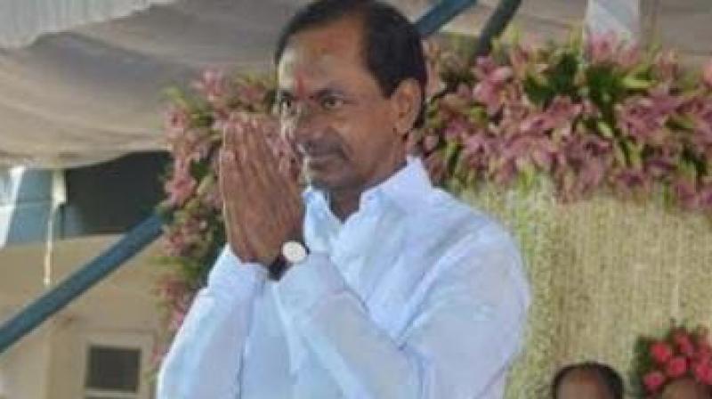 K Chandrasekhar Rao's minorities office tops in fund spending
