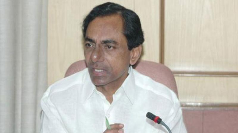 Farmers corporation soon: K Chandrasekhar Rao
