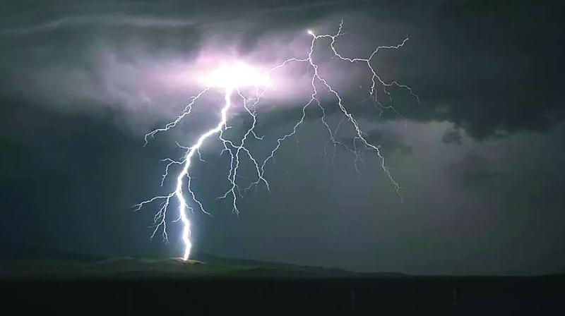 Telangana is likely to have thunderstorm, for next 2 days