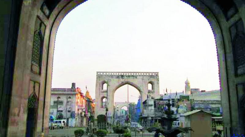 Hyderabad ranks 8th in most governed cities