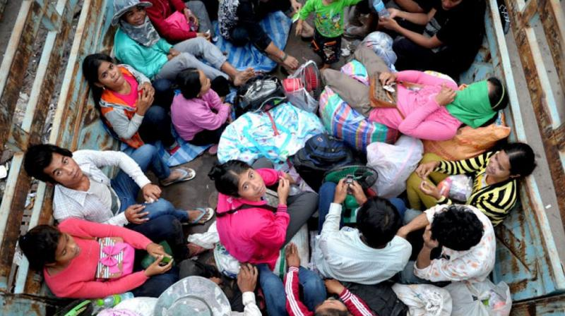 CWCs Telangana rescued 17 kids from traffickers