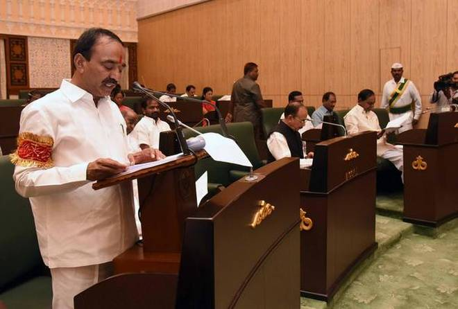Telangana Budget: Public spending on irrigation, infrastructure helps boost GSDP