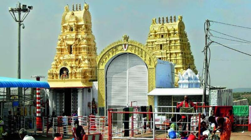 Big boost for five temples in Telangana