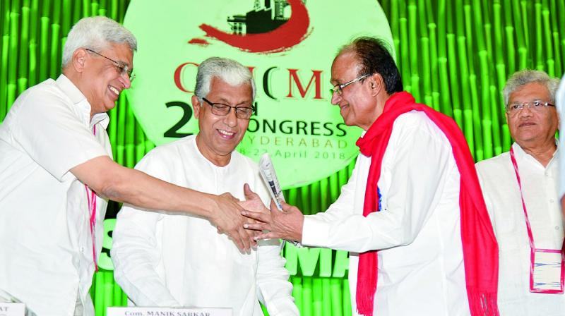 BJP using rape as weapon for dividing nation: Sitaram Yechury
