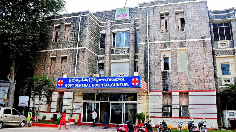 10 Hirayama patients treated at Guntur General Hospital