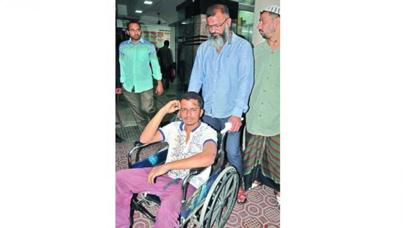 Victims of Bidar mob attack recovering in Hyderabad hospital