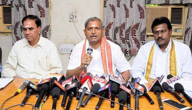 Allegations of neglecting Vemulawada temple false