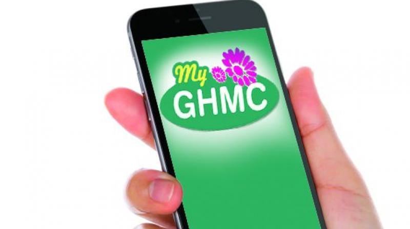MyGHMC app fails to locate voters camps