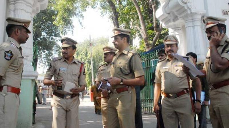Hyderabad High Court finds fault with Suryapet district police action