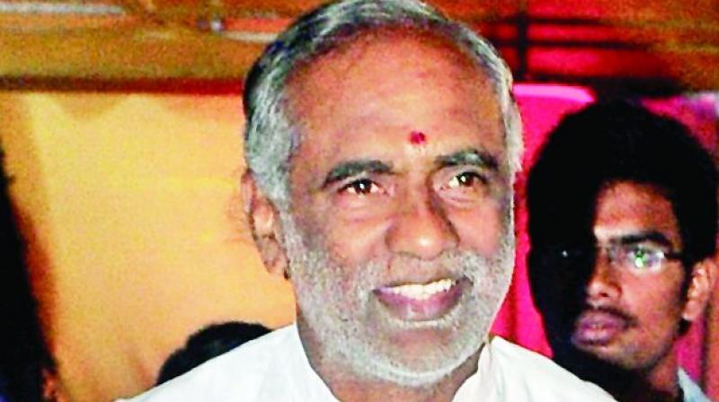 Hyderabad: K Laxman hails Triple talaq Ordinance