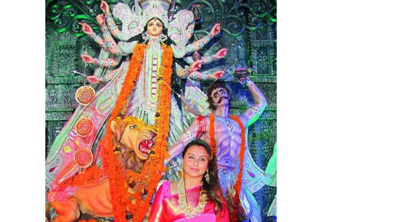 Hyderabad: Get set for a drenched Dasara