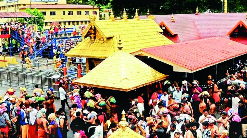 Sabarimala hearing: Leaders hail apex courts decision, slam Kerala government