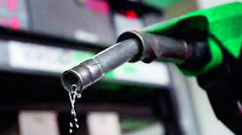 Hyderabad: 7 tankers worth diesel stolen by gang