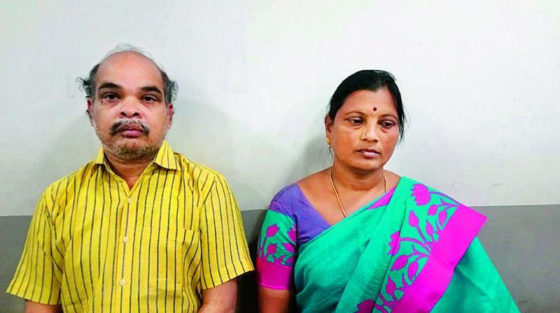 Hyderabad: Engineer, advocate promise jobs, dupe 161 aspirants