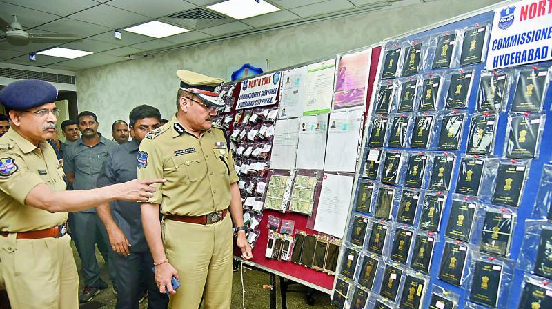 Hyderabad: 5 tamper passports, aid illegal travel, held
