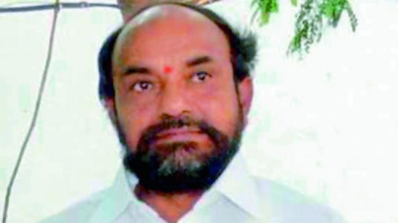R Krishnaiah shocks Congress, joins YSRC