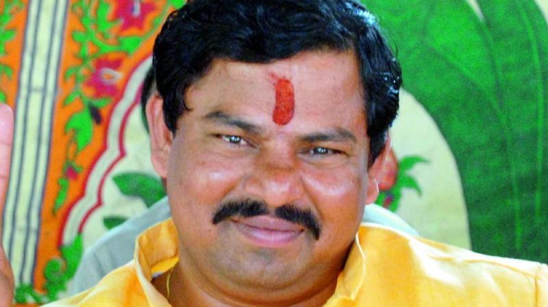 Sania Mirza should be removed as Telangana ambassador: T Raja Singh