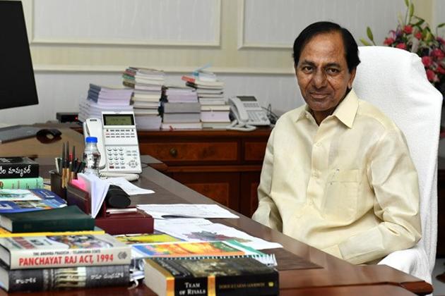 K Chandrasekhar Rao will delay Cabinet even at Centre: BJP