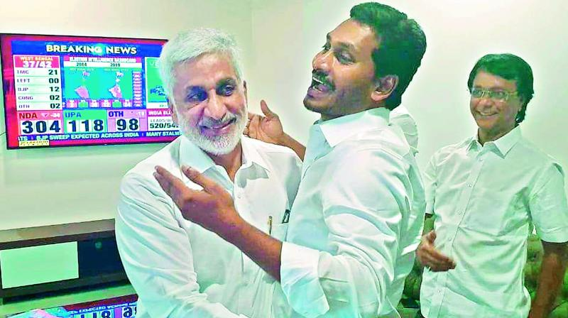 Andhra result: Jagan's right-hand man to play key role in government