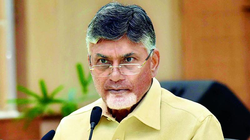 Beaten in polls, Chandrababu Naidu now faces three rivals