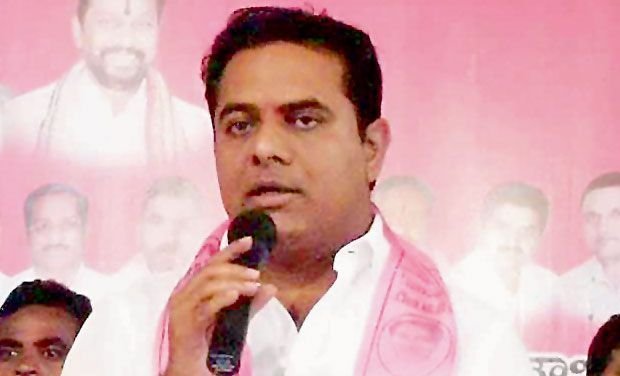 TRS will review losses, says K T Rama Rao