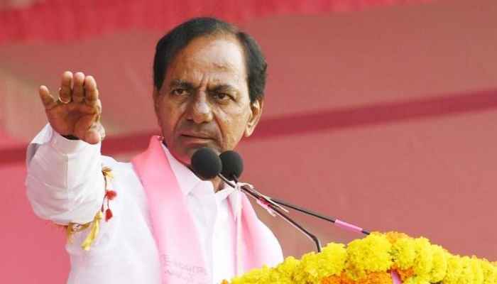 Congress leader requests K Chandrasekhar Rao to solve traffic woes