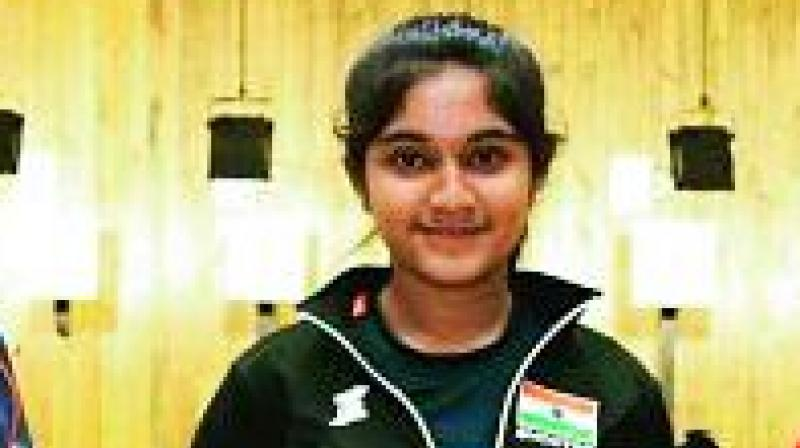 Hyderabad shooter Esha shoots silver at Jr World Cup in Suhl