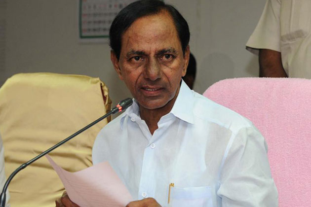 Don't curse state for politics: K Chandrasekhar Rao to Oppn