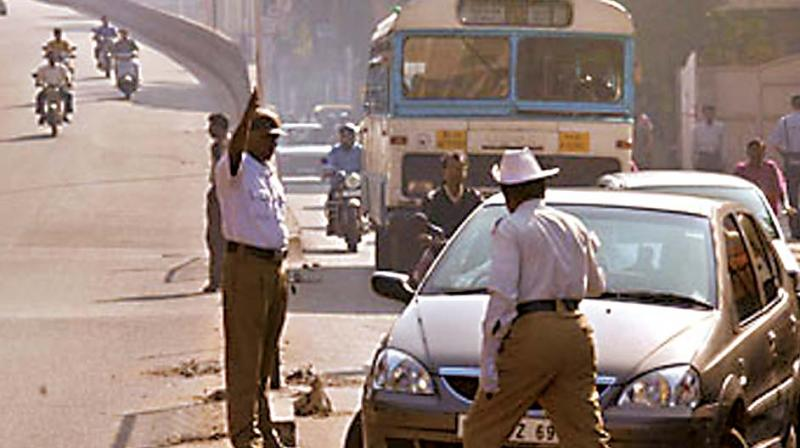 Hyderabad: 204 drivers booked for drunken driving