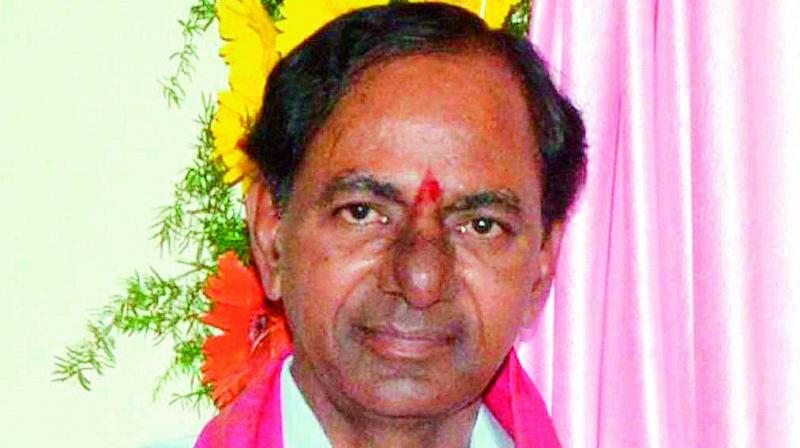 K Chandrasekhar Rao's first year filled with disasters