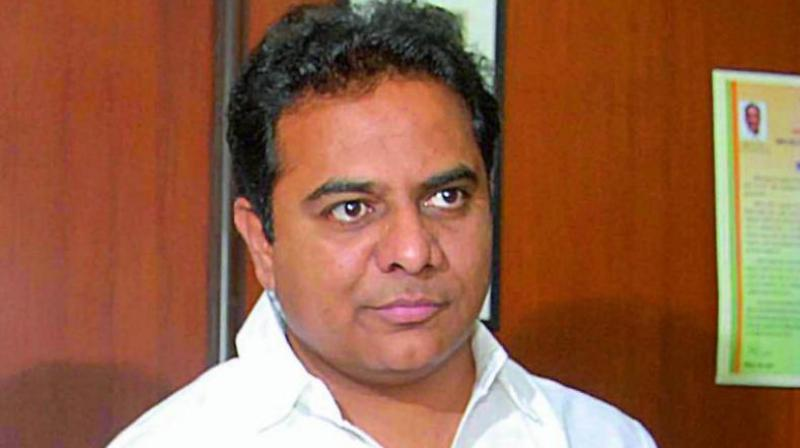 KT Rama Rao: Raise voice against lack of funds by Centre