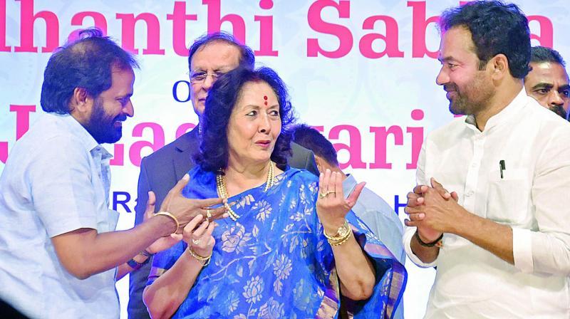 Tribute paid to Eashwari Bai